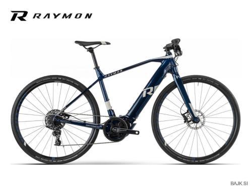 Raymon novo E-kolo Gravelray E 6.0 (XL velikost)